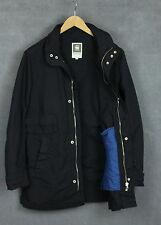 G-STAR RAW OFFICER TRENCH Men's Cotton Shell Longer Jacket / Coat [SIZE LARGE]