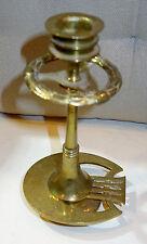 süßer Kerzenhalter in Backform Zink Nostalgie shabby Landhaus Kerzenständer 9cm