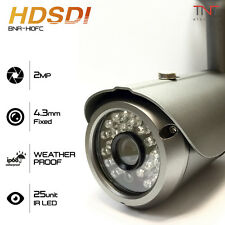 Hd-Sdi 2Mp 1080p Outdoor Bullet Surveillance Security System Camera Bnr-H10Fc