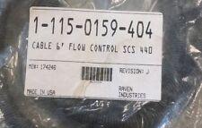 115-0159-404, RAVEN CABLE 6' FLOW CONTROL SCS 440