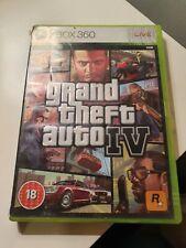 Xbox 360 Grand Theft Auto IV Jeu