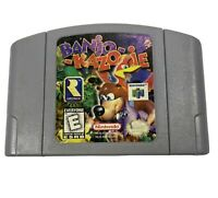 Banjo-Kazooie (Nintendo 64, 1998) N64 Tested Works Cartridge Only 0953