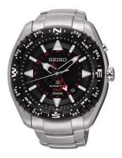 Reloj Seiko Prospex Tierra kinetic gmt hombre con calibre 5M85 -  sun049p1