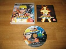 PS3 game - Naruto Shippuden Ultimate Ninja Storm Generations (complete PAL)