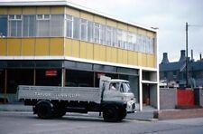 Taylor tunicliff Austin 7 Tonnen LKW 1950s/1960s Jahre Fotografie Schiebe Stoke