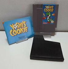 Yoshi 'S Cookie (Yoschis/Yoshis/Joschis) Nintendo/Nes Module + Instructions