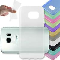 Case for Samsung Galaxy Protection Cover Ultra Slim Bumper Silicone Shockproof