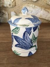 Early Emma Bridgewater storage jar  1986 - 1989