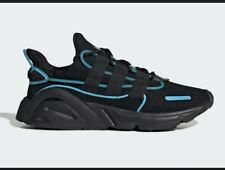 Adidas LXCON Shoes Sneakers Black Cyan Men's Size 11