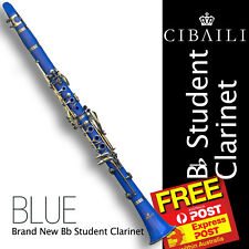 CIBAILI Bb RED CLARINET • • for school • Great Quality • EXPRES