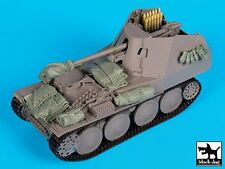 Black Dog 1/35 Marder III Tank Destroyer Accessories Set WWII (Dragon) T35161