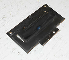 1969 1970 Mustang GT Mach 1 Shelby Cougar Xr7 ORIG A/C HEATER CONTROL FACE PLATE