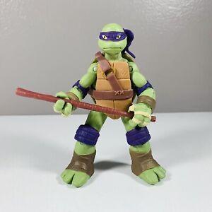 2012 Donatello Donny Teenage Mutant Ninja Turtles TMNT Viacom Action Figure 4.5