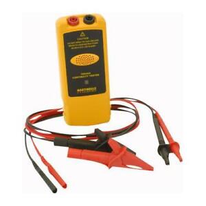 GA56587 MARTINDALE ELECTRIC - CON TEK404 - DELUXE CONTINUITY TESTER
