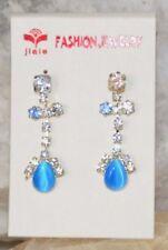 Mode-Ohrschmuck aus Stein mit Amethyst für Damen