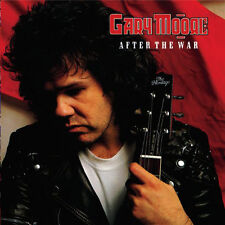 Gary Moore After The War LP Vinyl European Virgin 2017 8 Track Reissue With