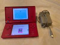 Nintendo DSi Hot Pink Handheld Console W/ Stylus, Charger, No Games, Tested
