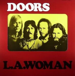 DOORS, The - LA Woman - Vinyl (LP)