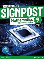 Australian Signpost Mathematics New South Wales 9 (5.1-5.3) Student Book