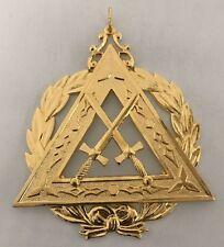 New Freemason Royal Arch Mason Grand Sentinel Officer Collar Jewel