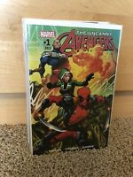 Marvel The Uncanny Avengers 1-27 28 Duggan Stegman Deadpool Cable Ultron