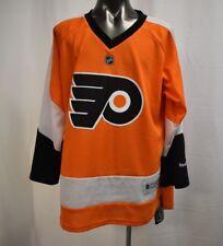 Reebok NHL Youth Philadelphia Flyers Hockey Jersey NWT $60 L/XL