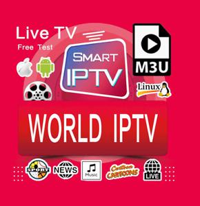 Smart Tv Ip 12 / Mag/fire /etc Ip Tv