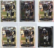 Lot of (56) Ryan Mathews 2014 Topps Chrome Mini Cards w/ Parallels - PHI Eagles
