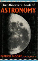 Observer's Book of Astronomy (Hardback, 1962) Dust Jacket