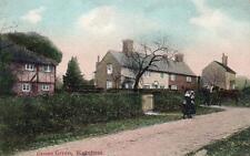 Goose Green Warnham Nr Horsham unused old pc Homewood