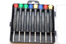 8 pièces Tournevis de Précision Chrome Vanadium pour Téléphones Mobiles, Tablets
