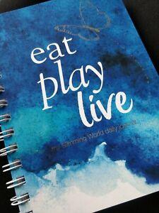 Slimming World 'Eat Play Live' 12 Week Journal/Food Planner - BRAND NEW