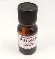Premium Nails - No Lifting Nail Acrylic Primer - 0.5oz/15ml