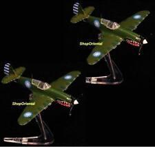 BANDAI WING CLUB USA VOLUNTEER P40N WARHAWK  Set of 2 Models 1:144  WC_P40Nx2