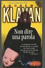 ANDREW KLAVAN - NON DIRE UNA PAROLA - SUPERPOCKET -SR74