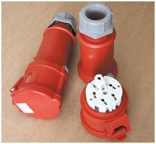 MENNEKES CEE-Kupplung ProTOP 32A 400V 5-polig rot IP44 Typ 16 NEU