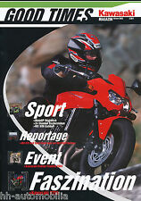Kawasaki Good Times 2003 Winter ATV KVF 700 4x4 Z1000 1977 Z750 Mont Ventoux