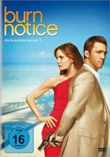 BURN NOTICE, Season 3 (4 DVDs) NEU+OVP