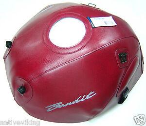 Suzuki GSF1250 BANDIT 2005-2009 RED Baglux TANK PROTECTOR Bagster COVER 1500E