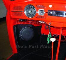 "RetroSound VW BUG Speaker Kick Panel Pair-with 6.5"" Speakers-Beetle"