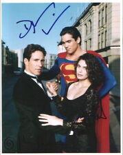 LOIS & CLARK.. Dean Cain, Teri Hatcher, and John Shea - SIGNED
