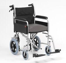 "18"" Contoured Wheelchair Gel Cushion For Pressure Relief"