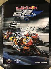 2010 Red Bull Indianapolis Grand Prix Program (MotoGP)