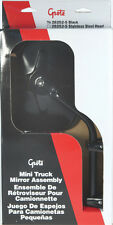 Grote 28252-5 Mini-Truck Mirror Black Mirror Assembly - Free Shipping