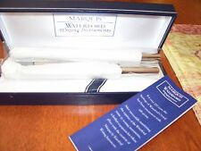 Marquis by Waterford Writing Instruments in Presentation Gift Box