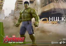 MARVEL Hulk Sixth Scale Figure Hot Toys Avengers Age of Ultron Movie Masterpiece