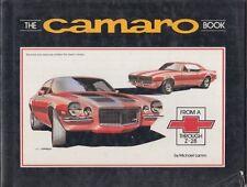 Chevrolet Camaro Hardtop Cabrio incl Z28 1967-81 Production & Modèle Livre histoire