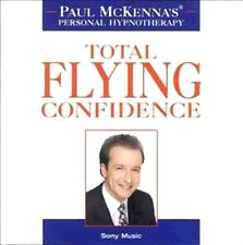 PAUL MCKENNA,Total Flying Confidence CD, Hypnotherapy, Hypnosis, Fear of Flying