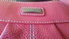 Women's small leather  Bag in Pink
