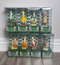 Lot of 8 Porchfront Pals By Roman, Inc Collectible Figurines Nib